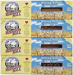 Hodgson Mill, Whole Wheat Whole Grain Lasagna, 8 oz, 4 pk
