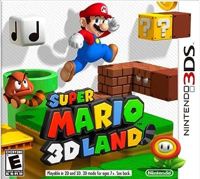 Super Mario 3D Land from Nintendo