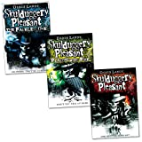 Skulduggery Pleasant Trio, 3 books, RRP £20.97 (Books 1-3) (Skulduggery Pleasant series - Skullduggery Pleasant; Playing With Fire; The Faceless Ones)
