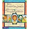 Biblia para ninos, Historias de Jesus / The Jesus Storybook Bible: Cada historia susurra su nombre (Spanish Edition)