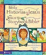 Biblia para ni+¦os, Historias de Jes+¦s / The Jes+¦s Storybook Bible: Cada historia susurra su nombre (Spanish Edition)