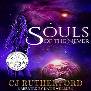 Souls of the Never Audiobook
