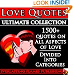 LOVE QUOTES ULTIMATE COLLECTION: 1500...