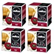 Lavazza A Modo Mio Intensamente, Pack of 4, 4 x 16 Capsules