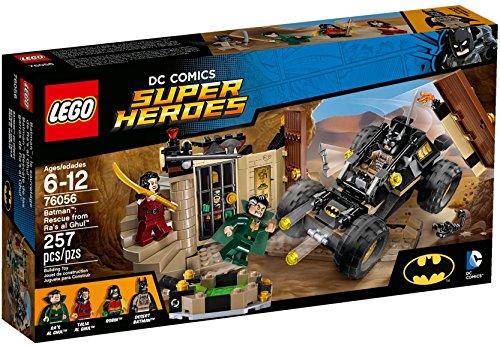 Batman: Salvataggio dalle grinfie di Ras