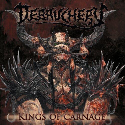 Kings of Carnage by Debauchery (2013) Audio CD