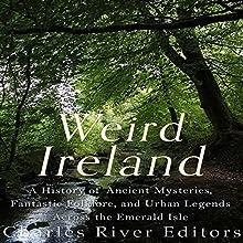Weird Ireland: A History of Ancient Mysteries, Fantastic Folklore, and Urban Legends Across the Emerald Isle | Livre audio Auteur(s) :  Charles River Editors, Sean McLachlan Narrateur(s) : Scott Clem