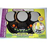 Kawasaki Mini Digital Electronic Drum Set
