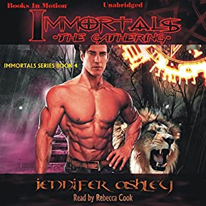 Immortals: The Gathering Audiobook