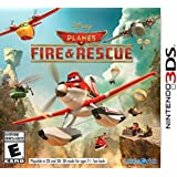 Planes 2 Fire & Rescue 3DS - Nintendo 3DS
