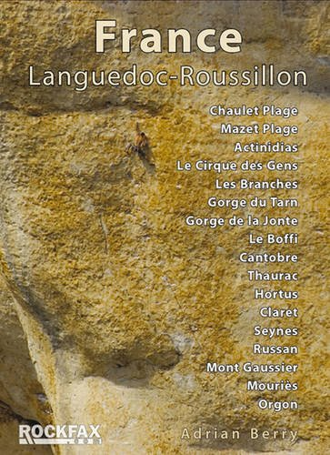 France:Languedoc-Roussillon (Rockfax Climbing Guide)