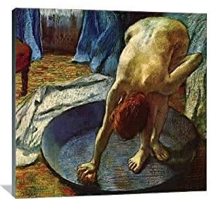 """The Tub16"""" x 16"""" Gallery Wrapped Canvas Wall Art"""