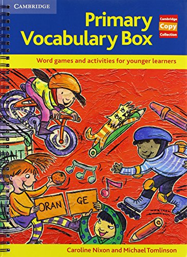 Primary Vocabulary Box: Word Games and Activities for Younger Learners (Cambridge Copy Collection)