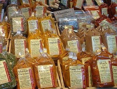 Himbeeren Trockenfrüchte, ganz, naturbelassen, zu Joghurt, Müsli, Quark, Kochen, Backen, Naschen, 50g von Bremer Gewürzhandel - Gewürze Shop