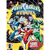 "Power Rangers - Lightspeed Rescue Megapack Vol. 1 (Episoden 01-09) (3 DVDs)von ""Unbekannt"""
