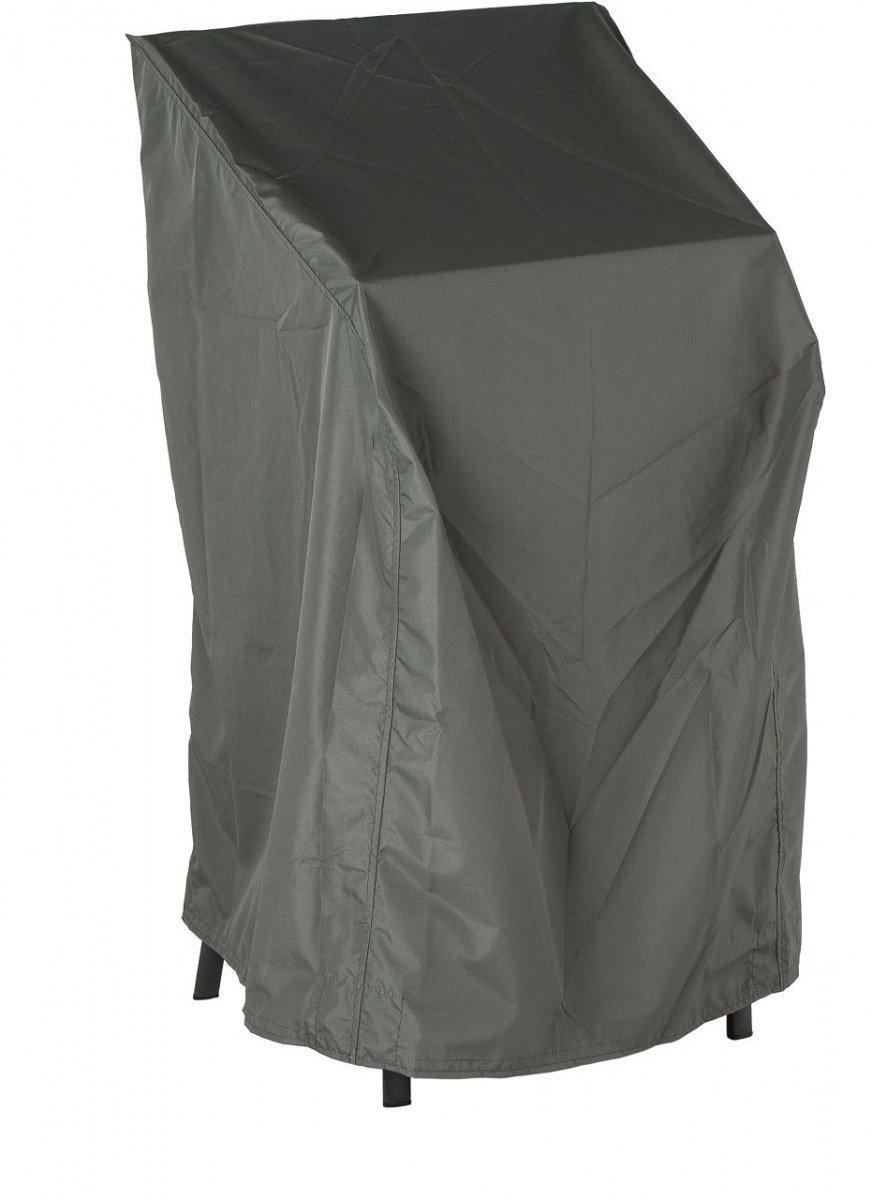 Dreams4Home Schutzhülle für 4-6 Stapelsessel – Schutzhülle, Hülle, Abdeckung, Gartenmöbelabdeckung, B/H/T: 68 x 117 x 66 cm, mit Bindebändern, 100% Polyester PU beschichtet, in grau bestellen