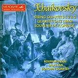 Tchaikovsky: 4 String Quartets