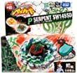 BeyBlade Takara Metal Fight BB-69 Poison Serpent SW145SD en BebeHogar.com