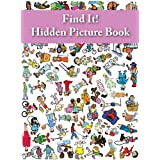 Find It! Hidden Picture Book: People