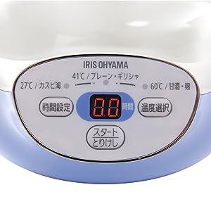 アイリスオーヤマ ヨーグルトメーカー PYG-15-A