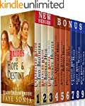 9 Books Mail Order Brides Head West B...