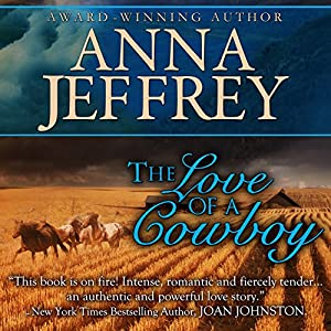 The Love of a Cowboy Audiobook