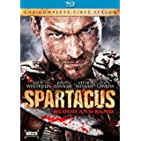 Spartacus: Blood and Sand: Season 1 [Blu-ray] ~ Andy Whitfield