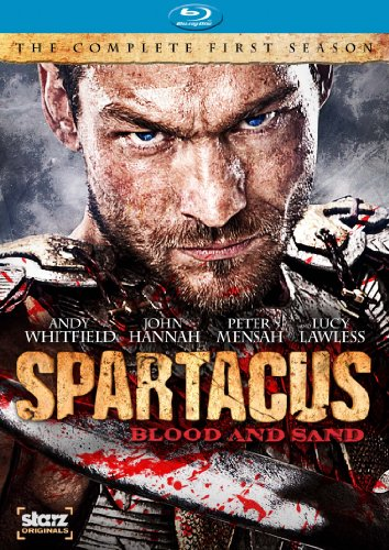 Spartacus: Blood and Sand: Season 1 [Blu-ray]