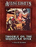 img - for Aces & Eights: Trouble on the Sequoyah Star book / textbook / text book