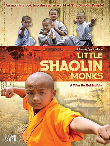 Little Shaolin Monks on Amazon Prime Video UK