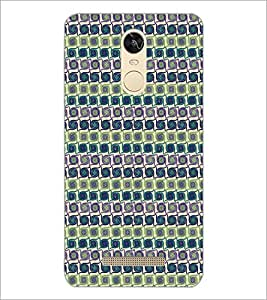 PrintDhaba Pattern D-5315 Back Case Cover for XIAOMI REDMI NOTE 3 PRO (Multi-Coloured)