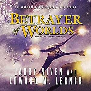 Betrayer of Worlds Audiobook