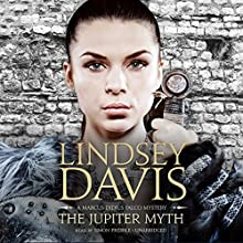 The Jupiter Myth: The Marcus Didius Falco Mysteries, Book 14 Audiobook by Lindsey Davis Narrated by Simon Prebble