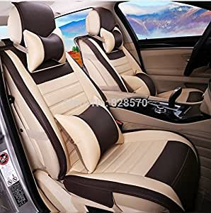 FRONTLINE 3D Car Seat Cover For Hyundai Elite I20 Amazon
