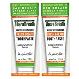 TheraBreath Dentist Recommended Fresh Breath Dry Mouth Toothpaste, Mild Mint, 4 Ounce (Pack of 2) - Best Reviews Guide