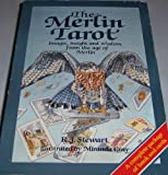 Merlin Tarot (0850307953) by Stewart, R. J.