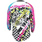 Ed Hardy Motorsports Mens Racing Motorcycle Jersey with Graphics of Ed Hardy Ti