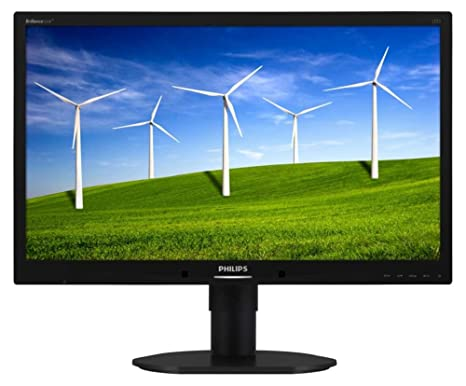 "Philips 231B4LPYCB/00 Ecran PC LED 23"" (58,42 cm) 1920x1080 5 ms DP/DVI"