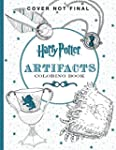 Harry Potter: Artifacts Coloring Book