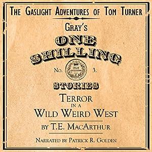 Terror in a Wild Weird West Audiobook
