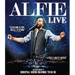 Alfie Live [Blu-ray]
