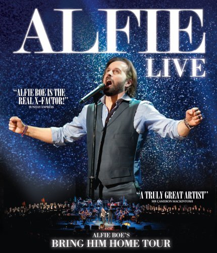 Cover art for  Alfie Live [Blu-ray]