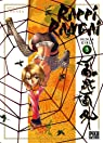 Rappi Rangai, Ninja girls, tome 3 par Tanaka