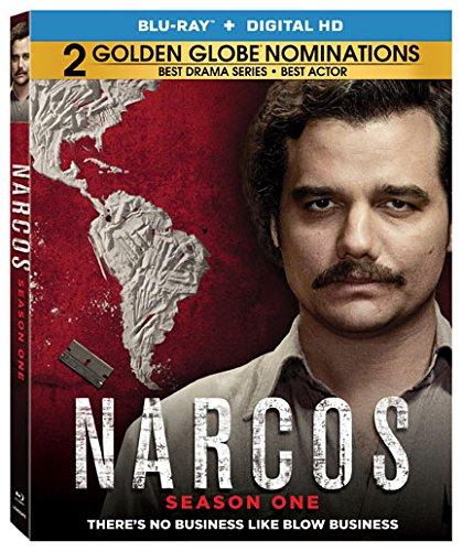 Narcos: Season 1 [Edizione: Francia]