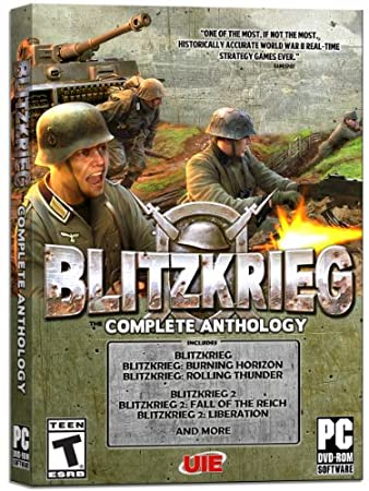 Blitzkrieg: The Complete Anthology