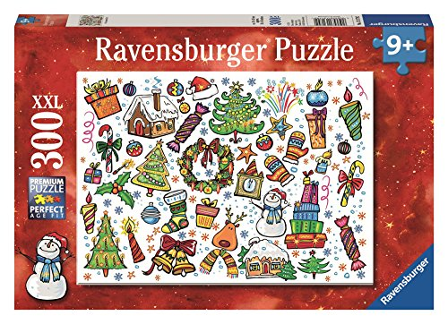 Ravensburger Christmas Fun! - 300 Piece Christmas Puzzle - 1