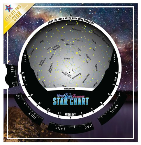Name A Star Planisphere By Your Star Forever
