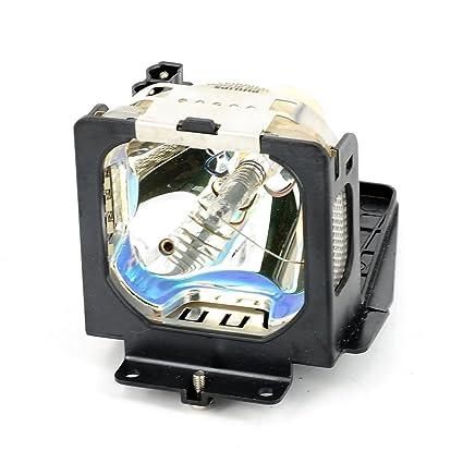 haiwo 610-311-0486/LMP66de haute qualité Ampoule de projecteur de remplacement compatible avec boîtier pour projecteur Sanyo PLC-SE20.