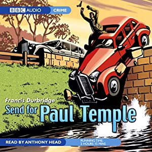 Send for Paul Temple | [Francis Durbridge]