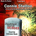 Phantoms Can Be Murder: Charlie Parker Series, Book 13 Audiobook by Connie Shelton Narrated by Rebecca Cook